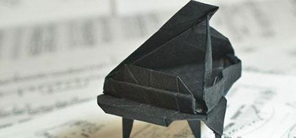 居然有人可以把一張紙折成這種東西。真的是神一般的手藝!