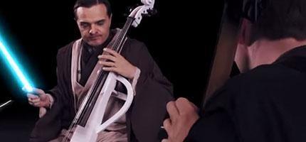 你不用喜歡大提琴,但是你一定會喜歡這場大提琴大戰。聽5遍我也不會怪你!