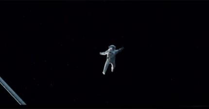 這就是你不該知道或看到的電影「地心引力」片段。