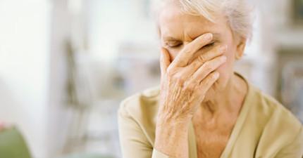 這個簡單測驗可以讓你知道你有沒有得老年痴呆症的風險。