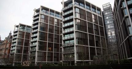 英國比其他公寓都貴56倍的頂級奢華公寓曝光,光擺個垃圾桶的空間就要價30萬天價!
