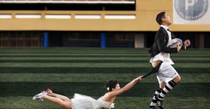 26張獲獎的頂尖婚攝作品,美到會讓你想要多結幾次婚!