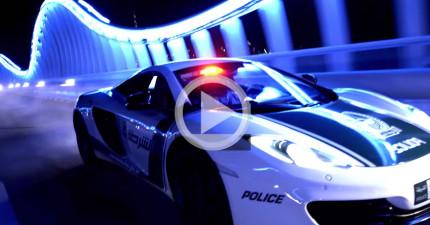 杜拜警察局一年會花650萬美金購買超跑。這支影片讓我忍不住想要去杜拜當警察!