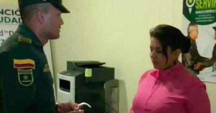 這名女子做完史上最貴的隆乳手術,最後就被逮補了。