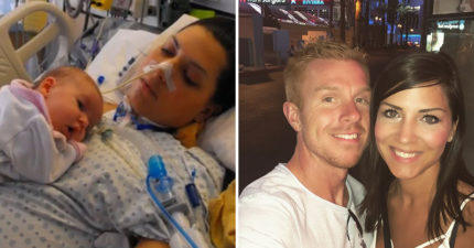 新手媽媽生完女兒突然「脖子以下全身癱瘓」!只剩頭能動「口中不斷念著」...4月後「像寶寶重生」模樣超美!