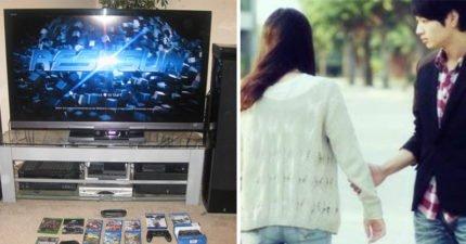 女子怒丟男友「前任送的PS4」,男友給她「3個選擇」讓兩派網友戰爆!