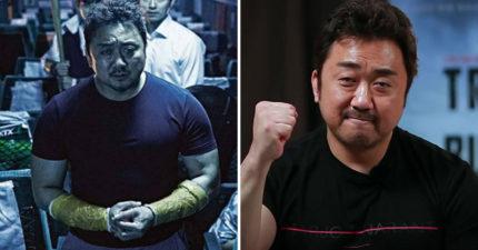 《屍速》馬東錫收到「漫威邀約」成為超級英雄?!他:會把握機會出現在好萊塢!