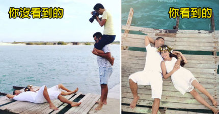 30幾張證明「攝影師不是人做的工作」的浪漫照片幕後真相...出賣靈魂才能拍出這種照片!