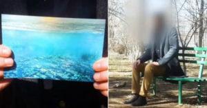 來自5000年時空旅人「拿出未來3000年照片佐證」公布新世界模樣,他:人類已無法在陸地生存