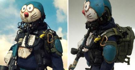 日本藝術家改造「末日噩夢版玩具」,暴力版皮卡丘讓所有人都「童年秒被摧毀」(16張)