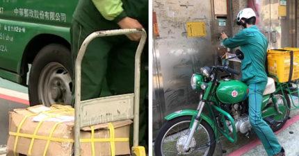 1天扛100件貨!「郵差變身搬運工」幾十公斤爬上爬下累到腿軟,工會提議「多1層加收10塊錢」!