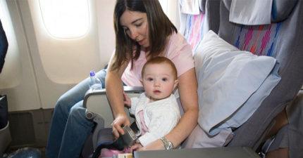 搭飛機被隔壁小屁孩吵死?航空公司佛心推「無孩童艙」網噴淚:我願意付更多錢換一個位子