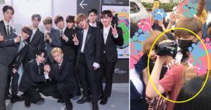 Wanna One「半年紅炸全世界」,私生飯騷擾沒在手軟「車底黏追蹤定位器」以為在拍電影!