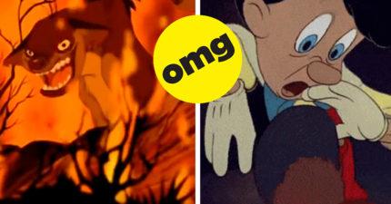 迪士尼真的是給小朋友看?22張劇照證明「其實都是大人黑暗面」