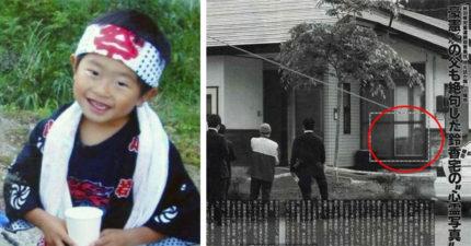 日本最毛兒童連續兇殺案 現場竟驚現「他」幽怨盯著鏡頭
