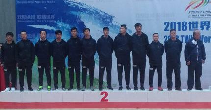 1犯卻被判3犯出局...拔河隊遭裁判打壓忽略,複審結果:「台灣隊拿走金牌和愛爾蘭並第一」