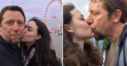 17歲少女忘年戀愛上「爸爸」 她:跟他滾床單很爽