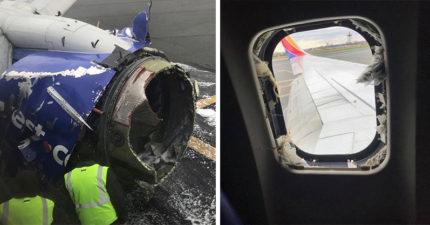 女乘客被吸出機窗外 他奮力「和死神搶人」:她還是走了