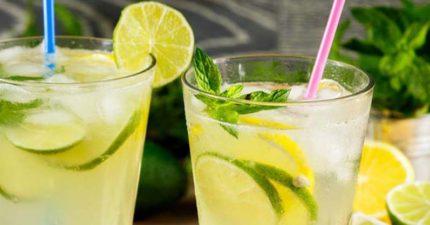 檸檬汁不只能解渴!13個輕鬆改善身體病症「檸檬汁神奇功效」