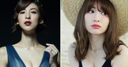 4位日本女星「波波光彈」超傲人 動刀心酸噴淚:靠自己長比較好