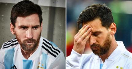 世足/梅西想帶阿根廷奪冠 卻被3:0剷平希望...母:他夜裡都會痛哭!