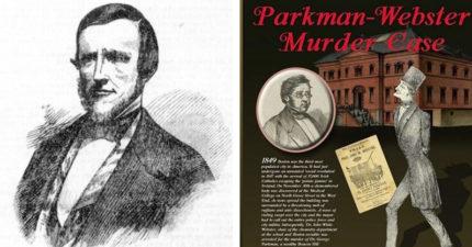 廁所牆挖出部分身體!19世紀哈佛教授謀殺案 「法醫」誕生拼骨肉