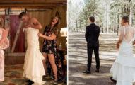 質感型鬧婚!她讓哥哥穿白紗「代替出場」 新郎反應證明沒嫁錯