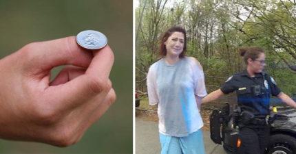 影/警察「丟硬幣」決定逮捕還是開單 女傻眼:當遊戲玩?