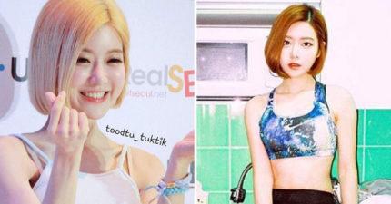 韓國最正DJ被爆「塑膠感激增」 修修臉對比照曝光:真的是同一人?