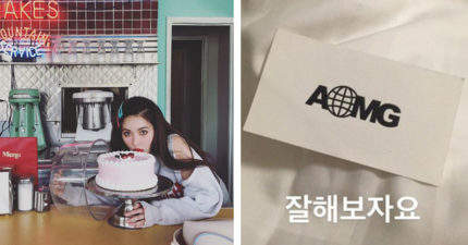 Cube宣布「泫雅滾出公司」 造型師IG貼出名片...網友:新東家賺慘!