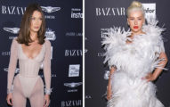 2018年「穿搭最失敗」的13位明星 克蘿伊的服裝品味太難懂了