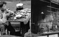 9張「葉問年代」的老上海生活絕對不優雅 湖邊直接嗑開大閘蟹「未免也太衛生了!」