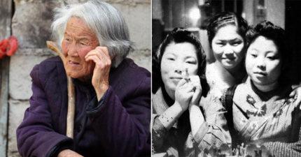 連嫁5個老公「卻生不出孩子」 日本奶奶住中國75年...最後還是自己一個離開世界!