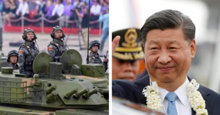 堅持不放棄武統!台灣問題是「中國國家內政」 美國防部霸氣回:動的話可以試試看:)