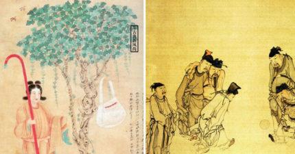 7個「本身就是穿越物」的驚人古文物 唐朝的「步打球」其實才是高爾夫的前輩!