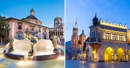 玩歐洲最省錢又美到哭的「隱藏秘密城市」曝光!旅遊網站一公布「出國老司機崩潰」:馬上就要被入侵了