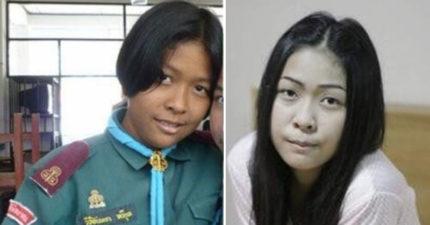 「黑糖女孩」被男友嫌到沒一處好!她積極減重17kg兼美白變身「瓜子臉萌大眼」正妹