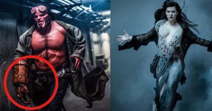 獵奇女巫吸血鬼龍豬妖:地獄怪客「超巨大右手」的秘密