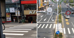 全台首例試辦「Z字型人行道斑馬線」!背後「貼心巧思」民眾超有感:安全多了