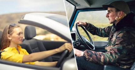 研究發現「女生開車技術」比男人更好 數據證明「4項違規」都是男性全包!