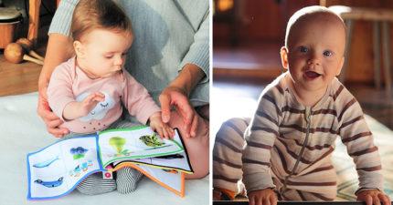 專家破解「寶寶火星語」發現:一下子就會叫媽媽...其實他根本不認得!
