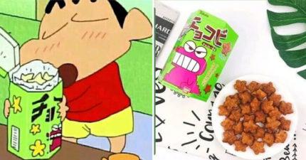 4個出現在《蠟筆小新》的卡通食物「超美味現實樣貌」 台灣人最愛飲料也上榜!