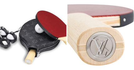 LV推出「天價頂級乒乓球」!每顆球附「訂製皮套」網驚:貧窮限制想像...