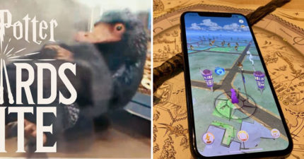 「哈利波特版」Pokemon GO要上架啦!組隊打佛地魔只是小case...選職業才是亮點