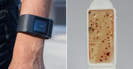 研究發現手錶錶帶其實「比馬桶還髒」 運動人最愛的「爆汗款」比塑膠的更慘!