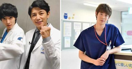 日網友票選10位「最適合演醫生」的年輕男演員 山下智久只有第2名!