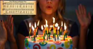 《生日快樂歌》原來是刪減版!網曝光「完整版歌詞」秒懂:難怪沒人想唱這一段