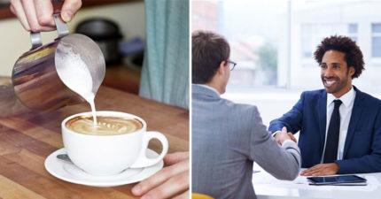 企業老闆爆料「面試小動作」偷考驗新人 沒通過「咖啡杯測試」直接進黑名單!