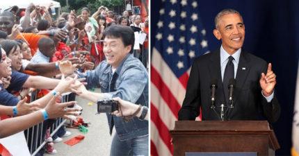 國際民調「世界最受尊敬」排名出爐 成龍「僅次歐巴馬」差點贏過比爾蓋茲!