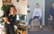 女大生「靠椅子改善性別平權」的超猛設計 「腳開開」再也不是男人特權!